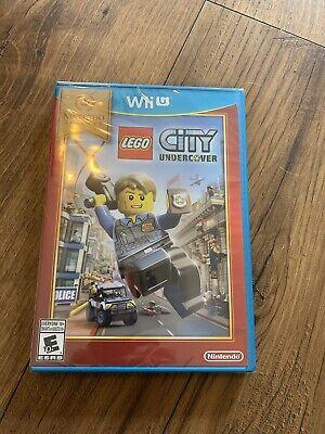 WII U LEGO CITY UNDERCOVER  (NINTENDO SELECT)