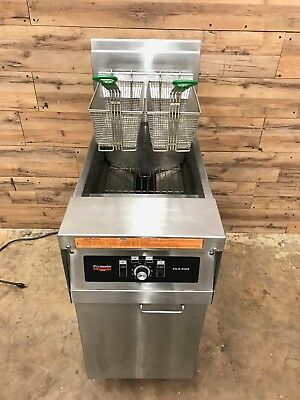 2000 Frymaster Mjh50 Commercial Natural Gas Fryer
