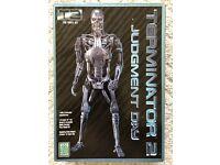 5x T-800 Endoskeletons Terminator 2 Arnold 1:32 Model Kit Bausatz Pegasus 9017