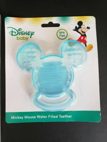 Disney Baby Mickey Mouse Teether Teething Toy BPA Free NEW