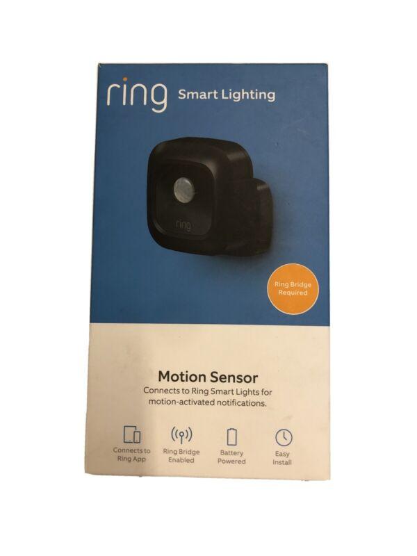 Ring Smart Lighting MOTION SENSOR - Black (5278) Sealed Box