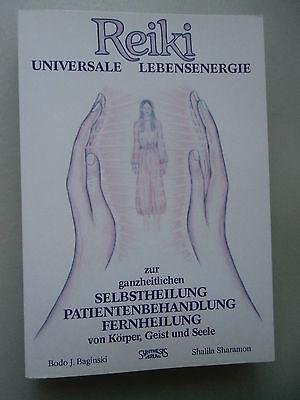 Reiki Universale Lebensenergie 1994 ganzheitlichen Selbstheilung