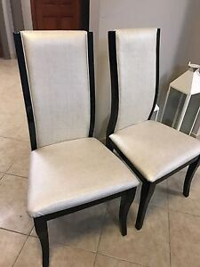 Dinning chair French style in a good condition Mosman Mosman Area Preview
