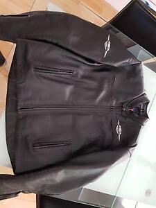 Suzuki Boulevard leather Jacket Mount Warren Park Logan Area Preview