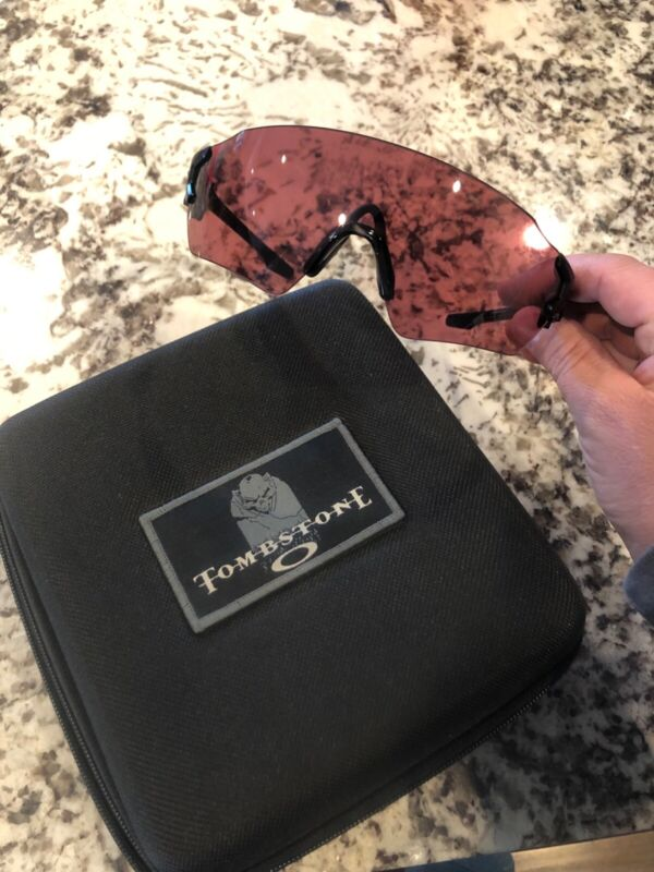 Oakley Tombstone Spoil with Prizm Sporting Clays Lens