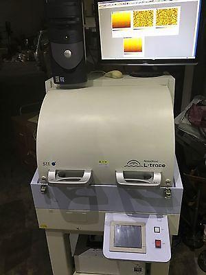 Sii Nano Navi L-trace Scanning Probe Microscope