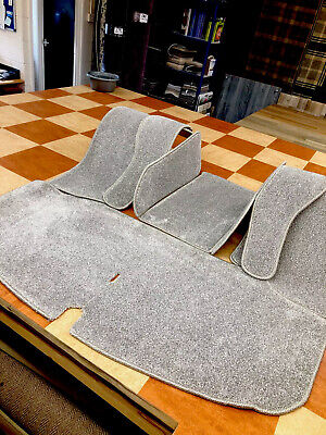 """""""SALE"""" Cab Mat Set GREY for VW T2 Bay Camper/bus Early Or Late Bay LHD or RHD"""