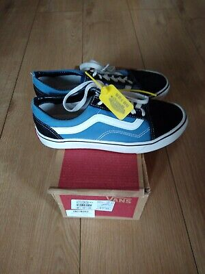 Vans Old Skool Blue Navy Size UK 5 Unisex Skate Trainers