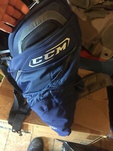CCM jr lg vector hockey pants