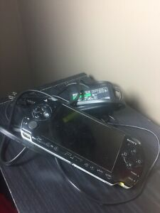 PSP with Grand Theft Auto 4