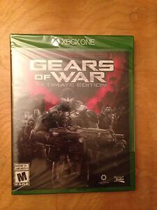 Gears of war ultimate edition NEW still sealed