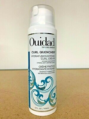 Ouidad Curl Quencher Hydrafusion Intense Curl Cream 5oz - FAST FREE (Ouidad Curl Quencher Hydrafusion Intense Curl Cream)