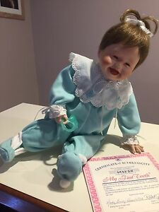 Collectable Doll - Ashton Drake Bertram Kwinana Area Preview