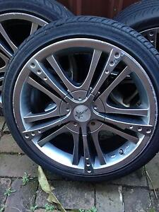"""17"""" INCH Mag Wheels multiple stud pattern Botany Botany Bay Area Preview"""