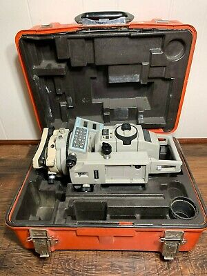 Sokkia Set 3 Dual Display Total Station With Hard Case