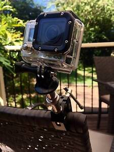 Gopro Hero3 Black, 5x batteries & 64gb micro SD card Riverview Lane Cove Area Preview
