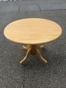 Beautiful solid maple table