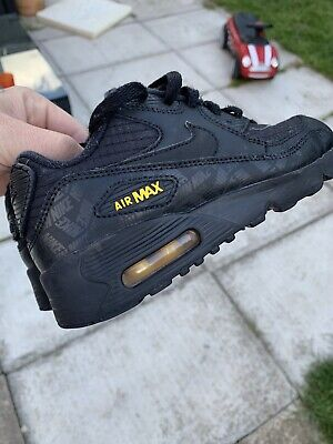 Infant Nike Air Max 90 Size 12 USED L@@k!!