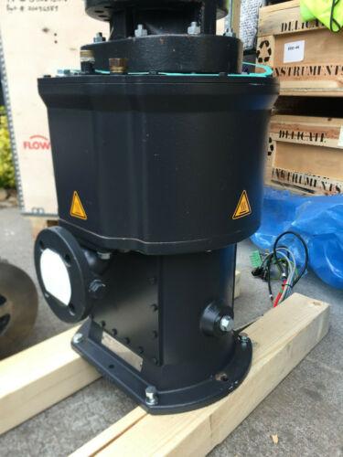 Flowserve Dry Vacuum Pumps Sihi 20096589 Permanent Magnet Synchronous Motor