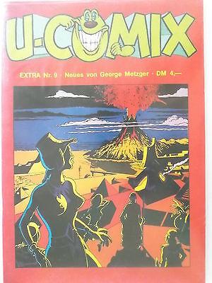 U-COMIX EXTRA Heft #  9 ( Volksverlag ab 1977 )