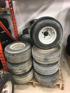 Used Golf Cart Tires 18x8.5-8 Club Car EZGO YAMAHA