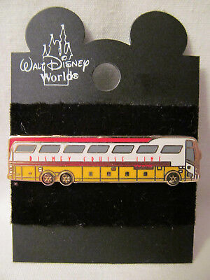 78d51b875 WDW~New 2005 Disney's Magical Express Bus - Disney Cruise Line Pin # 40229