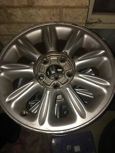 16x7 commodore rims Stratton Swan Area Preview