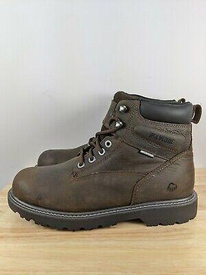 Wolverine Floorhand 6 Inch Waterproof Steel Toe Work Shoe 11...