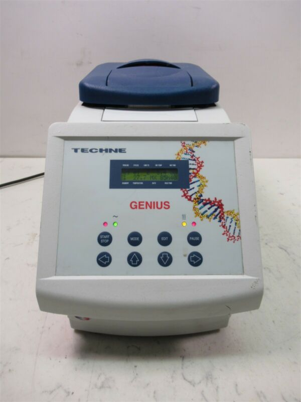 Techne Genius FGEN05TP Laboratory Thermal Cycler 40 Well Lab Unit