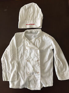 Kids Chef's Costume From Williams-Sonoma