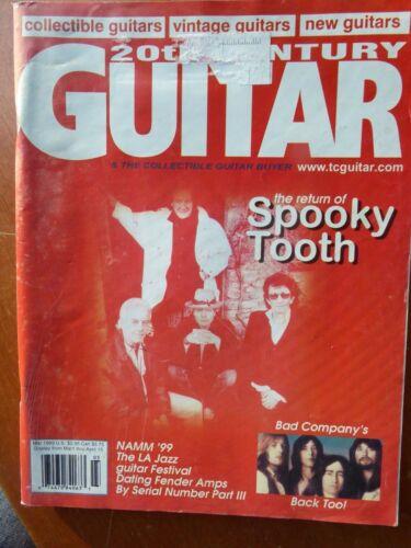 20th Century Guitar Magazine, - March,