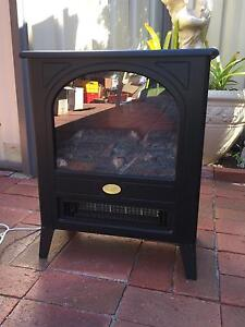 DIMPLEX 2000W ELECTRIC FIRE WITH OPTIFLAME LOG EFFECT Craigburn Farm Mitcham Area Preview