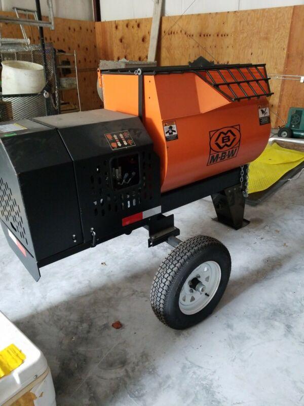 MBW MM121 Hydraulic Mortor Mixer 4 1/2 bag Electric 220v New