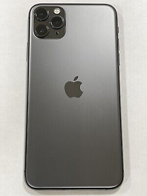 Apple iPhone 11 Pro Max - 64GB - Space Gray (Unlocked) With Box