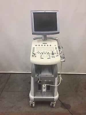 Ge Healthcare Logiq P3 Expert Ultrasound Machine W E8c Prob 2010