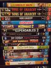 Dvd's For Sale Dandenong South Greater Dandenong Preview