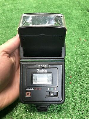 Vintage Starblitz 3300 DTS Flash Unit-Fully Functioning Fast Free Shipping wow