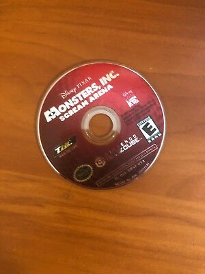 Monsters, Inc.: Scream Arena (Nintendo GameCube, 2002)