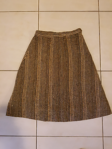 Vintage Wool Craftcentre skirt Macquarie Fields Campbelltown Area Preview