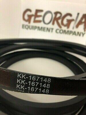 King Kutter 167148 Belt For 72 Finishing Mower 6 Foot Rfm-72- Countyline