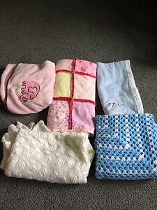 Baby blankets Holt Belconnen Area Preview