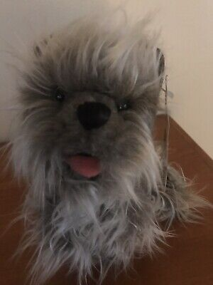 Wizard of Oz TOTO Dog  Cairn Terrier Plush Warner Brothers Nwt](Wizard Of Oz Dogs)