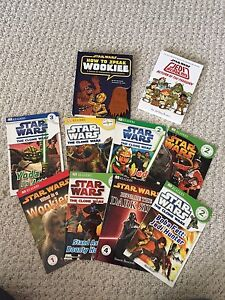 Early reader Star Wars