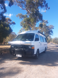 Hiace campervan Athelstone Campbelltown Area Preview