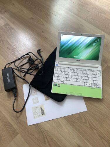 Notebook Acer Aspire One Happy 10,1 Zoll Windows 7 Starter 240GB HDD 1GB RAM