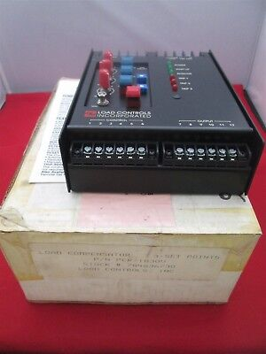 Load Controls Pcr-1830v Motor Load Control New