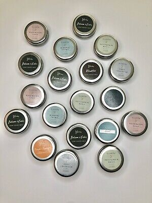 Illume Candle assorted  20 Travel Size tin spa home decor boutique candles lot