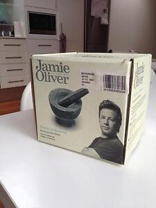 JAMIE OLIVER Pestle and Mortar - (NNIB) Petersham Marrickville Area Preview