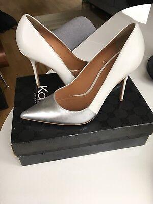 Kazar womans shoes size 7 (40) high heels- Could Be Wedding Shoes na sprzedaż  Wysyłka do Poland
