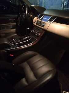 2010 Range Rover sport supercharged